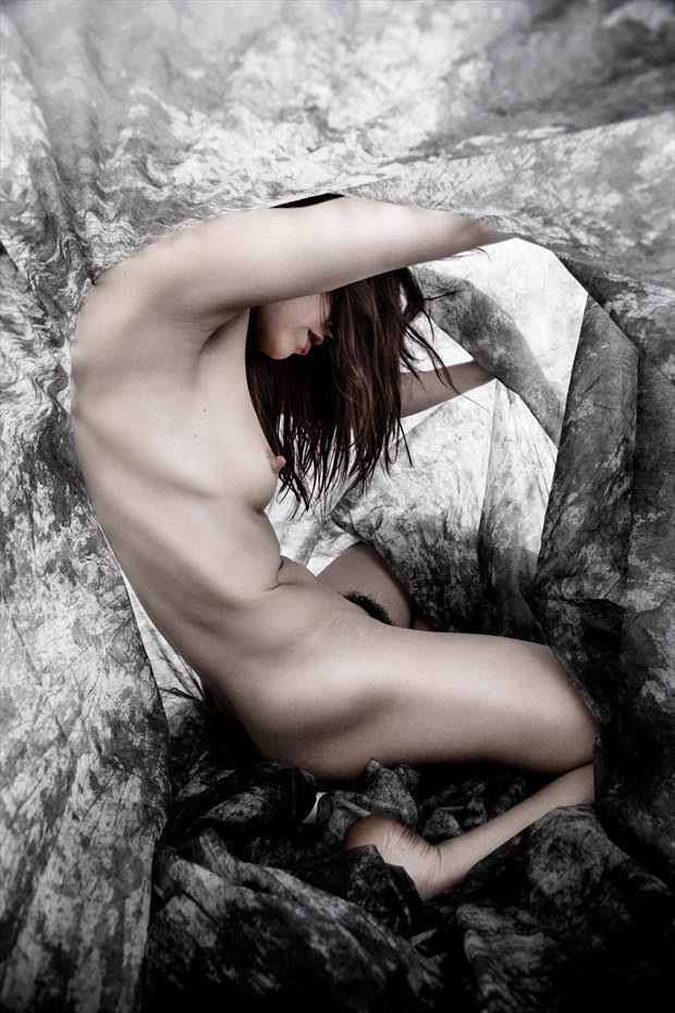 embrio artistic nude photo by photographer toby maurer