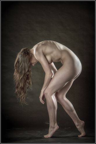 emergence of a species artistic nude photo by photographer magicc imagery