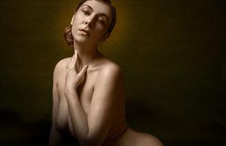 emma artistic nude artwork by photographer dieter kaupp