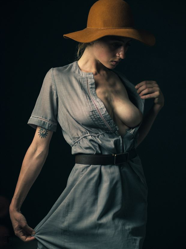 emma artistic nude photo by photographer imar