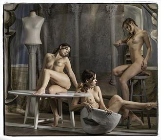 emma artistic nude photo by photographer thomas sauerwein