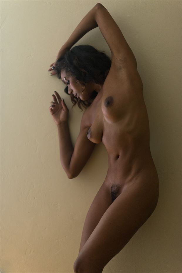 empty room and a window artistic nude photo by photographer alan h bruce