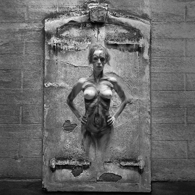 end of confinement fantasy photo by artist jean jacques andre