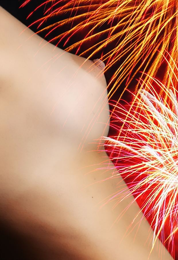 enjoy the fireworks artistic nude photo by photographer dpaphoto