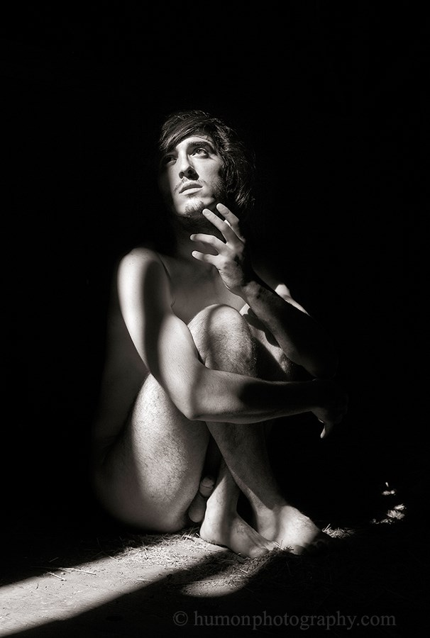 enlightenment Artistic Nude Artwork by Photographer humon photography