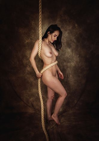 entwined artistic nude photo by photographer paul archer