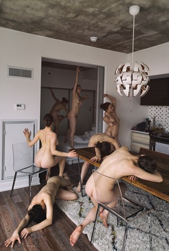 erin x 7 Artistic Nude Photo by Model erin elizabeth