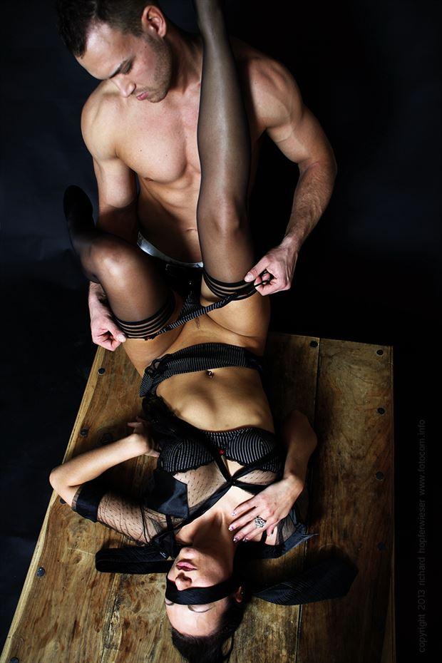 erotic fetish artwork by photographer richhouse