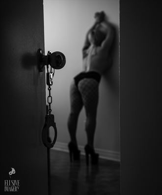 erotic fetish photo by artist serenity images