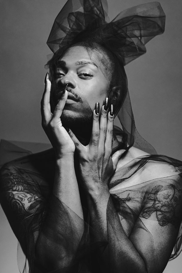 erotic glamour photo by photographer rxbthephotography
