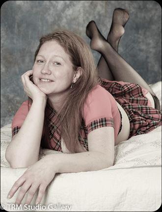 erotic photo by model ella fai