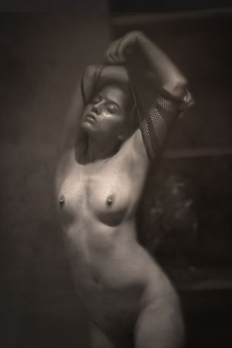 erotic sensual artwork by model evaneleanor