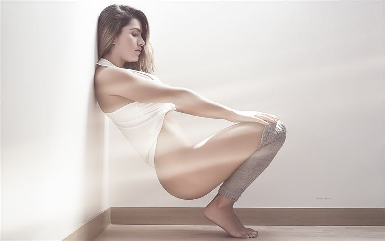 erotic sensual photo by photographer randy ayazo