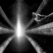 escape chiaroscuro photo by artist jean jacques andre