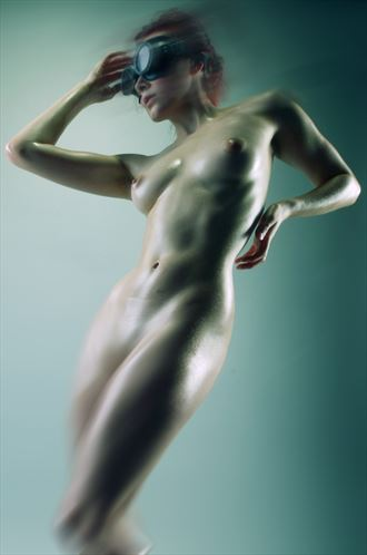 esprit Artistic Nude Photo by Artist wreckage