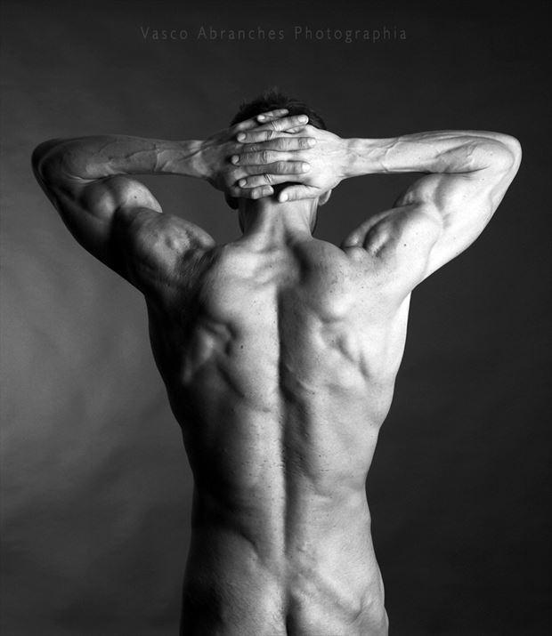 estudo de nu masculino figure study photo by photographer vasco abranches