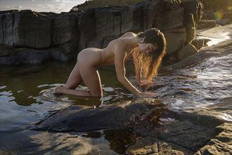 eva at dawn artistic nude photo by photographer tim bradshaw
