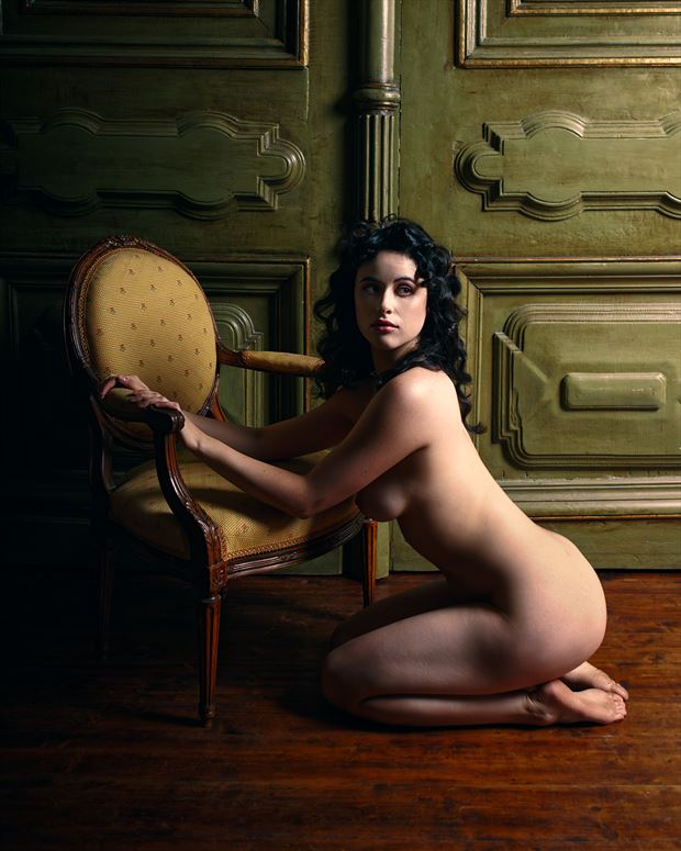 evana artistic nude photo by photographer ray fritz