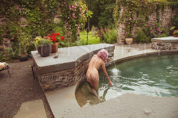 eve s garden artistic nude photo by photographer michael grace martin