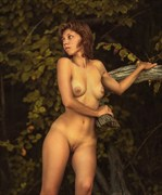 even Artistic Nude Photo by Photographer dml