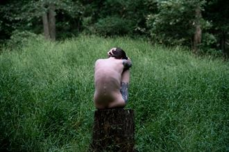 evyenia karapoulos the farm artistic nude photo by photographer retour a la raison elvin