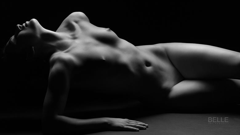 exhaustion artistic nude photo by photographer paul misseghers