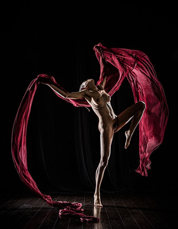 expression artistic nude photo by photographer darth slr