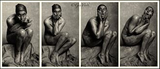 expressions artistic nude photo by photographer gee virdi