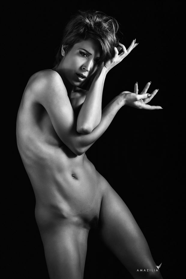 expressive nude artistic nude photo by photographer amazilia photography