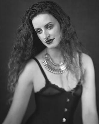 expressive portrait artwork by photographer aj tedesco