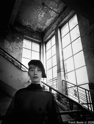 expressive portrait artwork by photographer frank boots