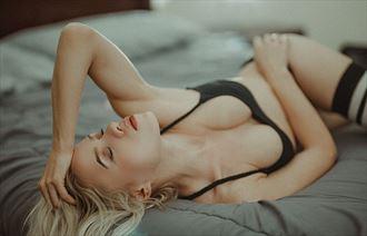 expressive portrait photo by model petite ukrainian