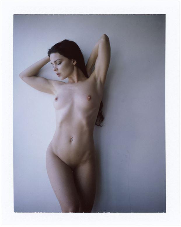 expressive portrait photo by model pure rebel