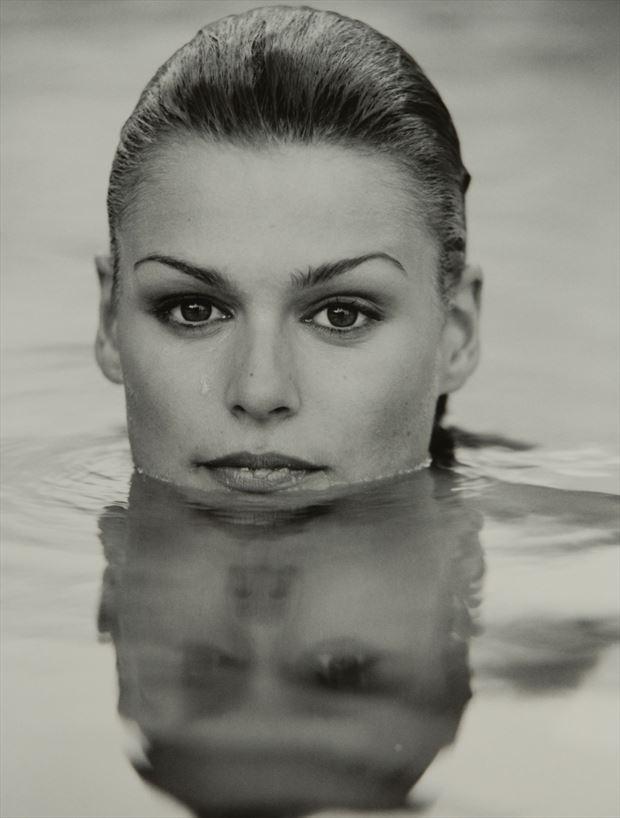 expressive portrait photo by photographer chris 73