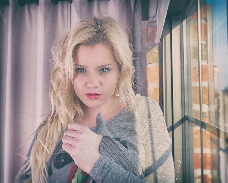 expressive portrait photo by photographer dennisd