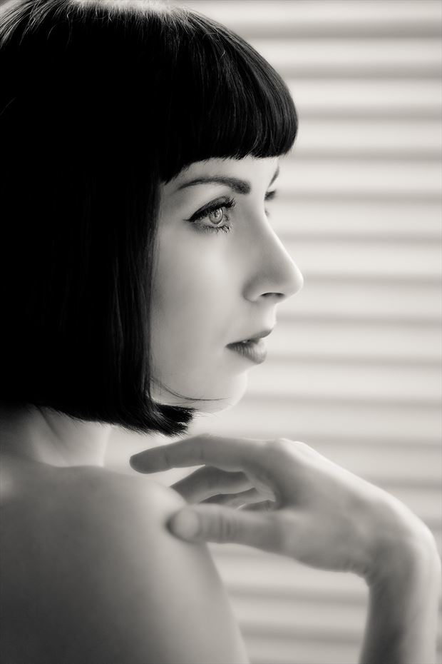expressive portrait photo by photographer lucky photo