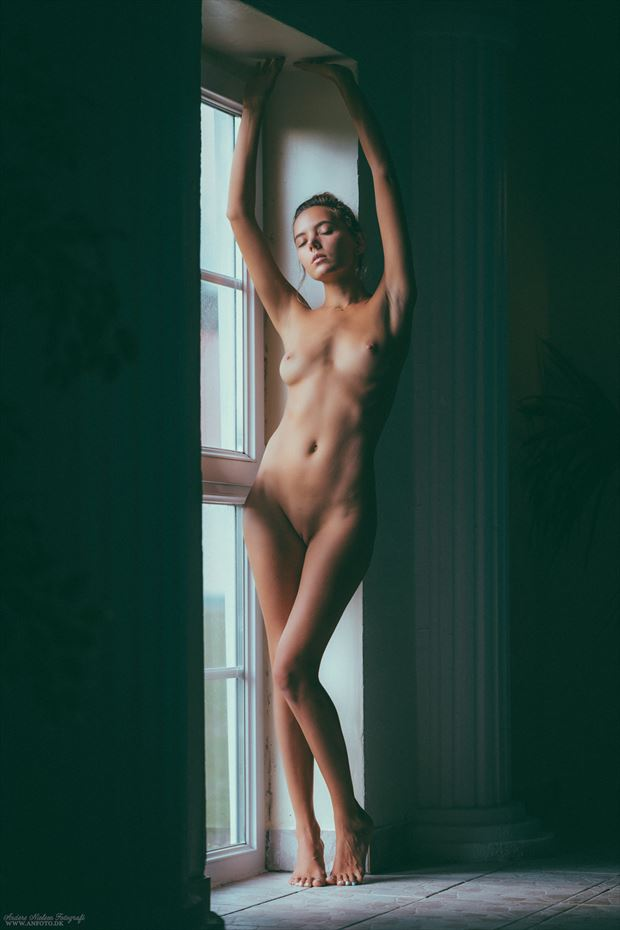 exspectans iv artistic nude photo by photographer anders nielsen