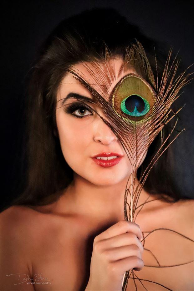 eye portrait photo by photographer dan stone photo