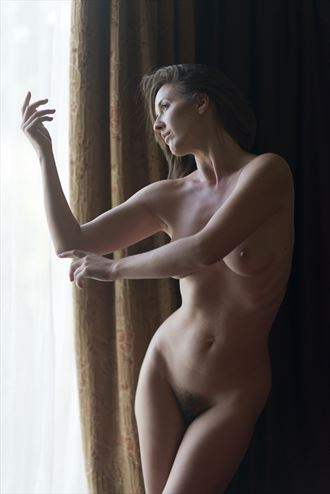 faire away artistic nude photo by photographer alan h bruce