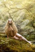 fairy light artistic nude photo by photographer kestrel