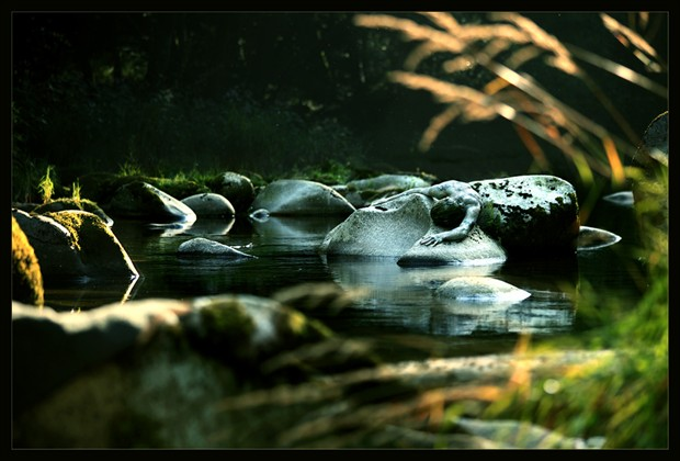 fairy water Nature Photo by Photographer Laila Pregizer