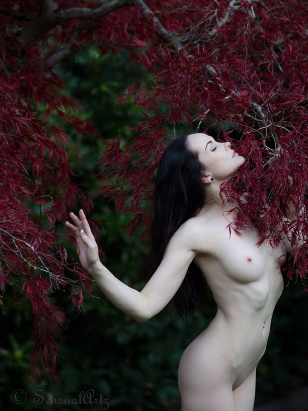 fall colours Artistic Nude Photo by Photographer Sensual Artz