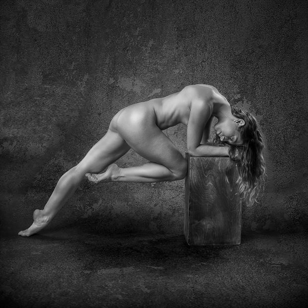 fanny2 artistic nude artwork by photographer richard byrne
