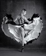 fannym2 lingerie artwork by photographer richard byrne