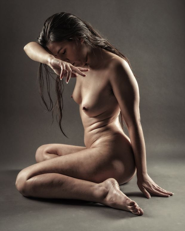 fantastic fingers artistic nude photo by photographer rick jolson