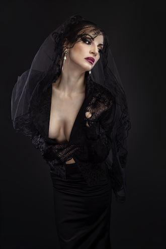fantasy alternative model photo by model fleursdumal