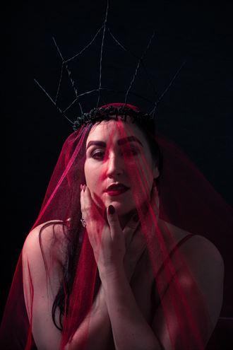 fantasy alternative model photo by model sara tiara