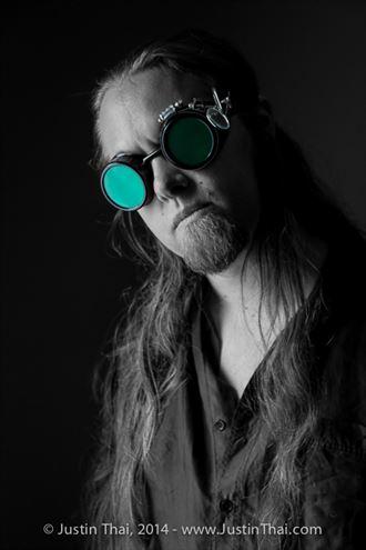 fantasy alternative model photo by model scythe