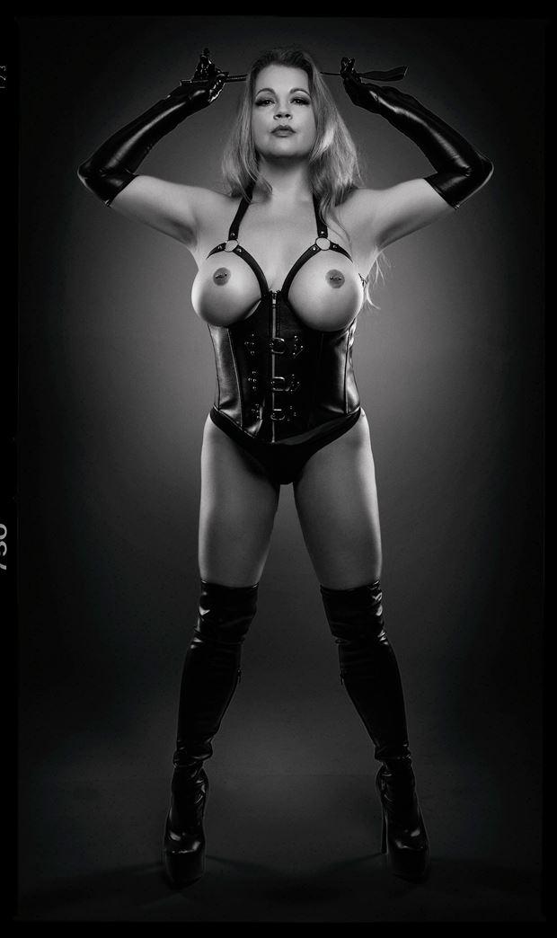 fantasy fetish photo by model angela mathis