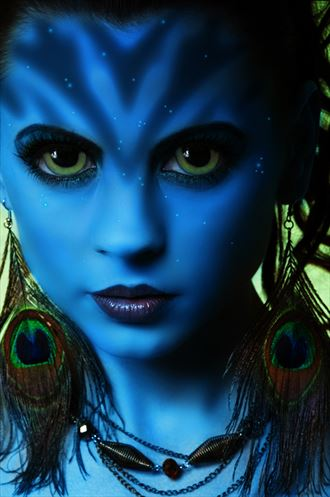 fantasy photo manipulation artwork by photographer dee light